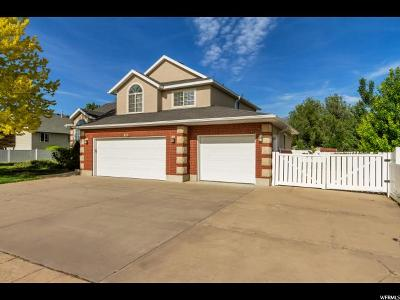 Layton Single Family Home Under Contract: 375 S Angel St W