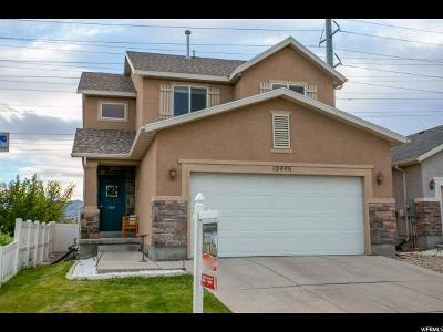 Herriman Single Family Home Under Contract: 12446 S Mossberg Dr