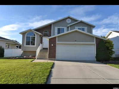 Single Family Home For Sale: 91 E 2400 S