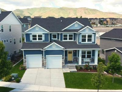 Herriman Single Family Home Under Contract: 14464 S Highfield Dr