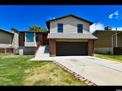 Layton Single Family Home Under Contract: 963 S 225 E