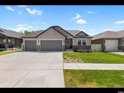 Layton Single Family Home Under Contract: 2235 Field Stone Way