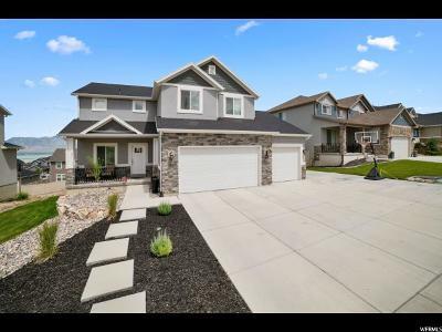 Saratoga Springs Single Family Home For Sale: 2866 Kollman