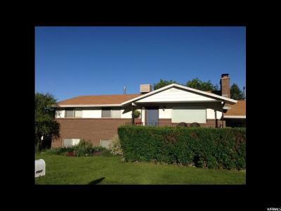 North Ogden Single Family Home Under Contract: 2927 N 975 E