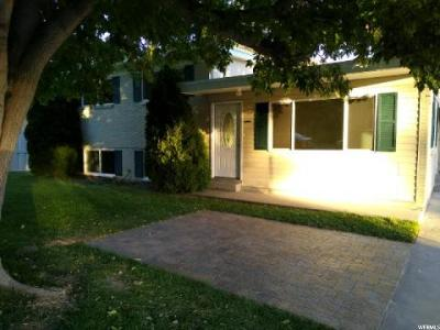 Holladay Single Family Home Under Contract: 2200 E 6200 S