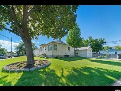Provo Single Family Home Under Contract: 1095 E 460 St S