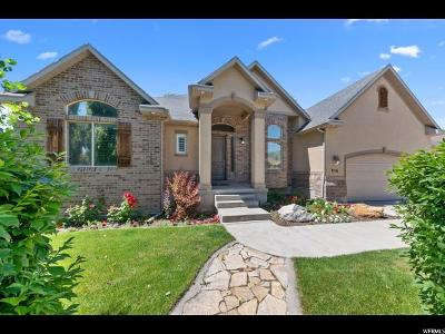 Kaysville Single Family Home Under Contract: 956 W Chester Ln S