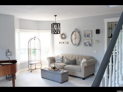 Draper Single Family Home For Sale: 931 E Lilypad Bay S