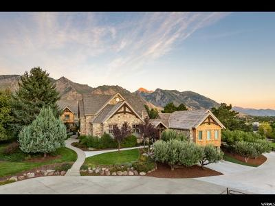 Alpine Single Family Home For Sale: 610 W Westfield Rd