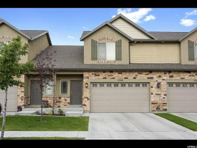Riverton Townhouse Under Contract: 12542 S Alice Springs Ct