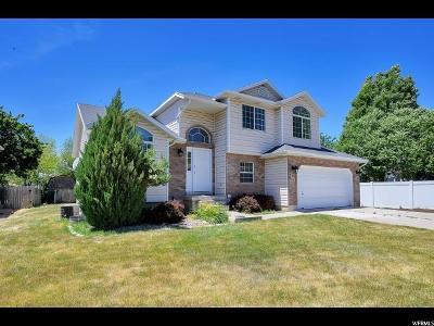 Layton Single Family Home Backup: 1195 N 100 West W