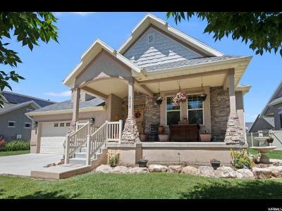 Mapleton Single Family Home For Sale: 2116 W Sunflower Ln S