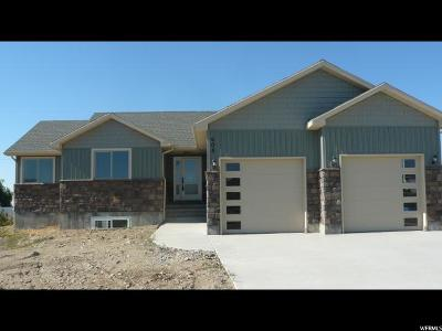 Hyrum Single Family Home For Sale: 608 W 275 N
