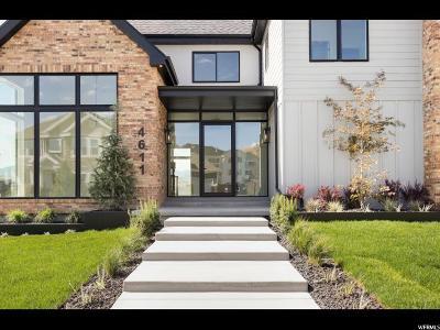 Lehi Single Family Home For Sale: 4611 N Crest Ridge Rd #2