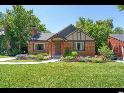 Ogden Single Family Home Under Contract: 2847 S Virginia Way E