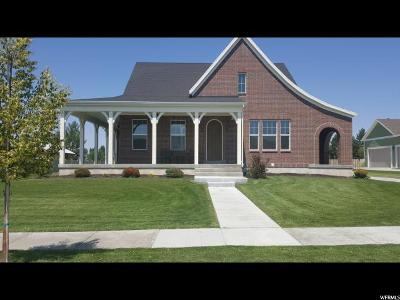 Kaysville Single Family Home For Sale: 2020 Peach Blossom Dr W