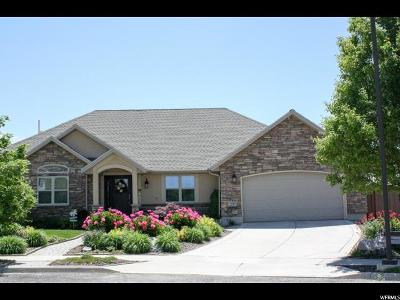 Lehi Single Family Home For Sale: 2283 W Stonehaven Loop N