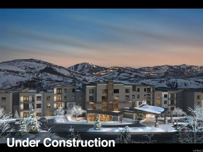 Heber City Condo Under Contract: 909 W Peace Tree Trl #315 LO