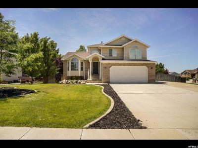 Clinton Single Family Home Under Contract: 2283 N 2575 W