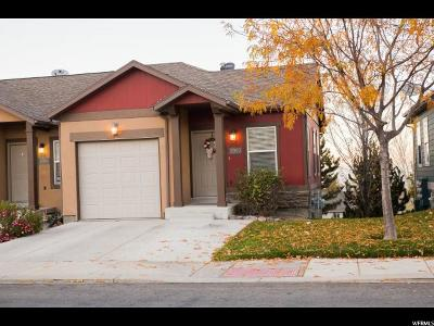Herriman Townhouse Under Contract: 5092 W Rock Butte Rd