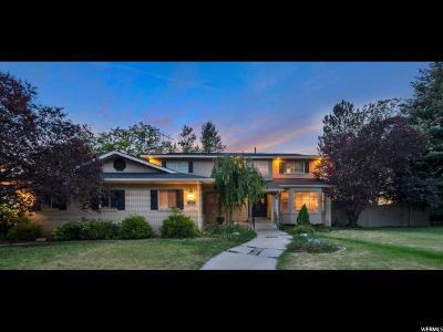 Provo Single Family Home For Sale: 3725 N 100 E