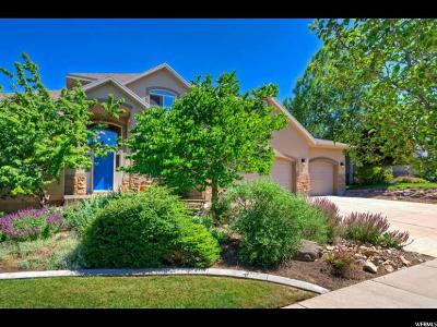 Draper Single Family Home For Sale: 14101 S Stone Canyon Dr E