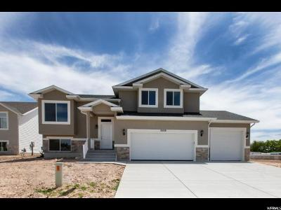 Roy Single Family Home Under Contract: 3939 W 5425 S