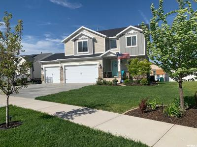 Layton Single Family Home For Sale: 298 S Bing Cherry Way