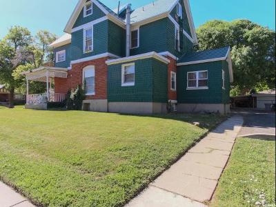 Salt Lake City Multi Family Home Backup: 1620 S 1000 E