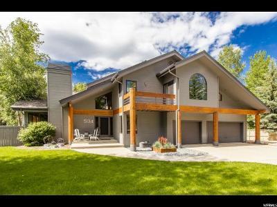 Park City Single Family Home Under Contract: 5134 E Meadows Dr