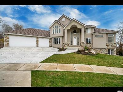 Layton Single Family Home For Sale: 204 N 2350 E