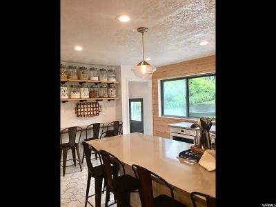 Bountiful Single Family Home For Sale: 854 N 950 E