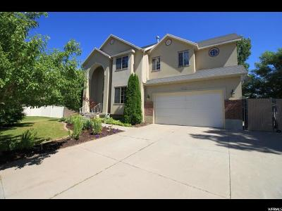 South Weber Single Family Home For Sale: 7648 S 2000 E