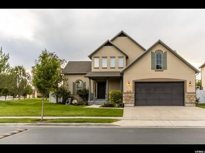 Riverton Single Family Home Under Contract: 2558 W Adelaide Dr