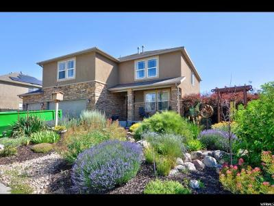Herriman Single Family Home For Sale: 13741 S Rosie Ln W