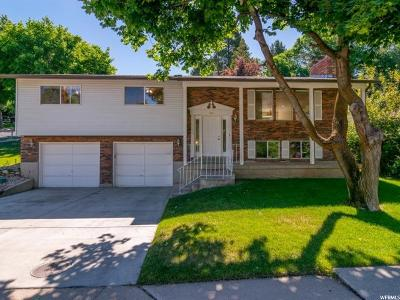 Bountiful Single Family Home Under Contract: 1314 Vineyard Dr