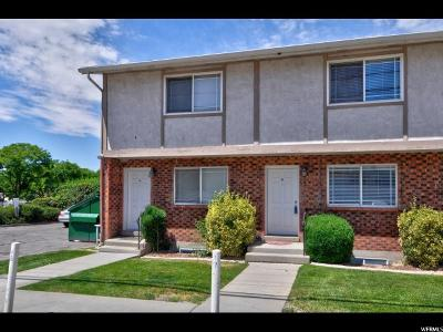 Provo Townhouse Under Contract: 556 W 800 N #19