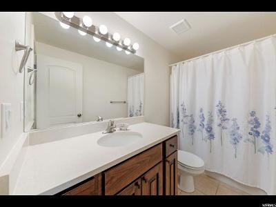 Layton Townhouse For Sale: 1810 E Whitetail Dr