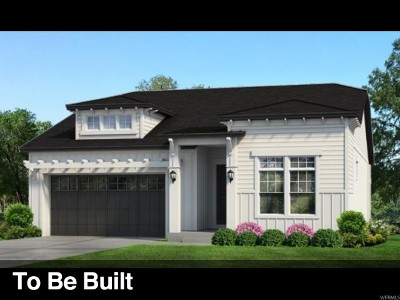 Cottonwood Heights Single Family Home Under Contract: 9164 S Renoir Ln E #122