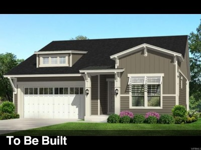 Cottonwood Heights Single Family Home Under Contract: 3476 E Breton Ln S #143