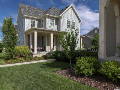South Jordan Single Family Home Backup: 10213 S Crow Wing Dr W