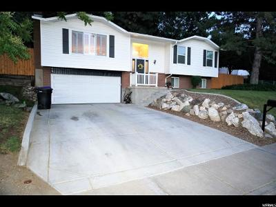 Bountiful Single Family Home Under Contract: 10 N 1300 E