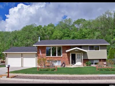 Riverdale Single Family Home Under Contract: 5131 S 1275 W