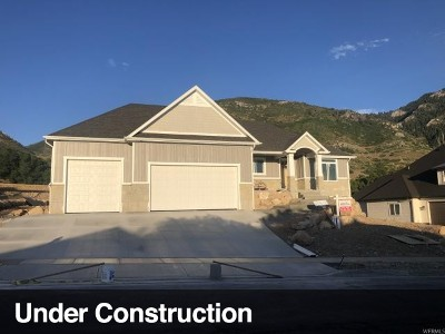 North Ogden Single Family Home For Sale: 2730 N 1325 E