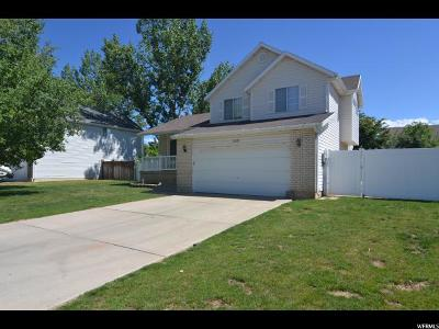 Clearfield Single Family Home Under Contract: 269 W 1980 S