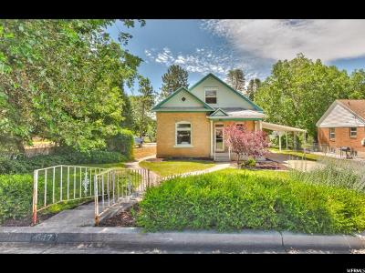 North Ogden Single Family Home For Sale: 647 E 2550 St N