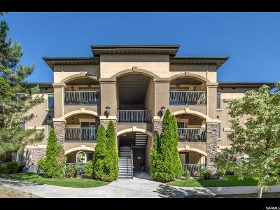 Pleasant Grove Condo For Sale: 631 S 2220 W #204