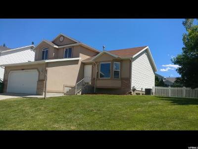 Riverton Single Family Home For Sale: 5097 W Little Water Peak Dr S #158