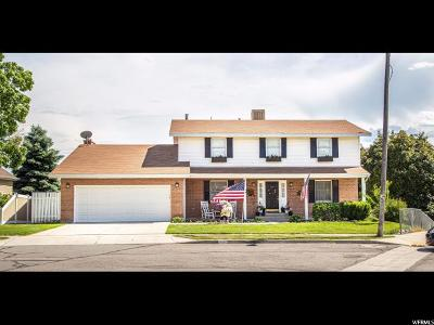 American Fork Single Family Home Under Contract: 20 E 1010 N