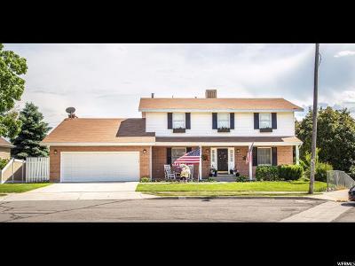 American Fork Single Family Home For Sale: 20 E 1010 N